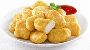 Chicken Nuggets -  Step By Step Recipe