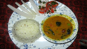 Daal Chawal-Step By Step Recipe