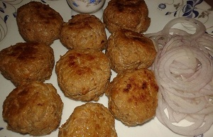 Gola Kabab Step by Step Recipe