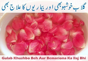 Gulab More Than a Fragrance (Health Benefits of Gulab Flower)