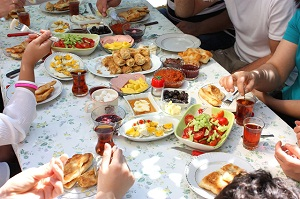 Healthy Eating Tips in Ramadan