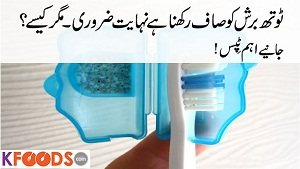 How to Keep Your Toothbrush Clean?