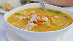 Is Chicken Soup Good For Flu