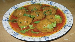 Meatballs Kofta Recipe
