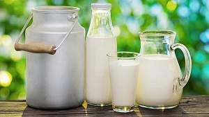Milk to Foods Conversion Guide