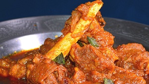 Mutton Korma - Step By Step Recipe