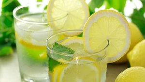 Never Put A Lemon Wedge In Your Water Again