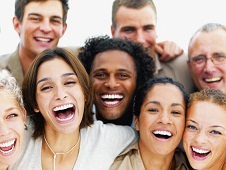 Top 5 Health Benefits of Laughing