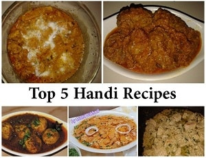Top Handi Recipes of Pakistan