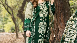 Trending Women Lawn Suits 2017 - Summer Fashion Collection