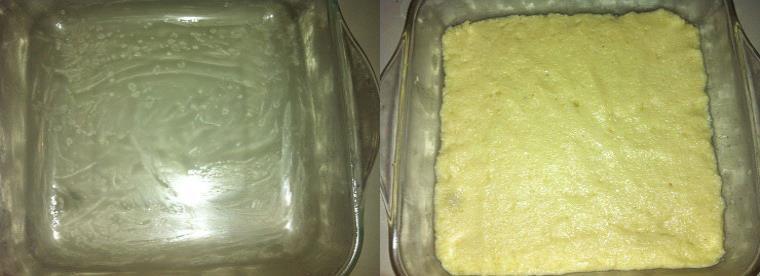 how to make basbousa