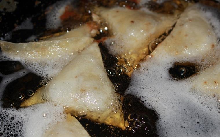 barbecue samosa recipe urdu