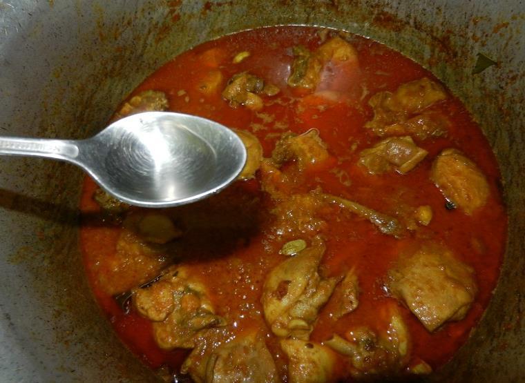 korma step by step recipe