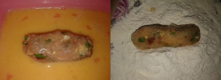cheese chicken croquettes in urdu