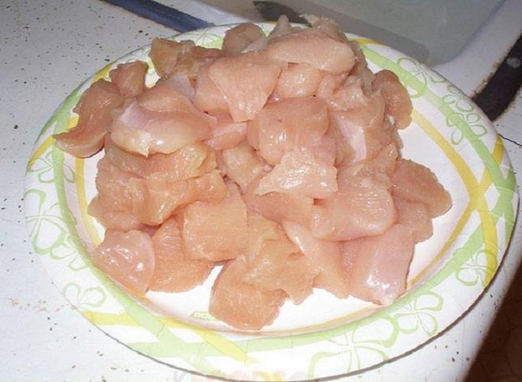 malai chicken boti