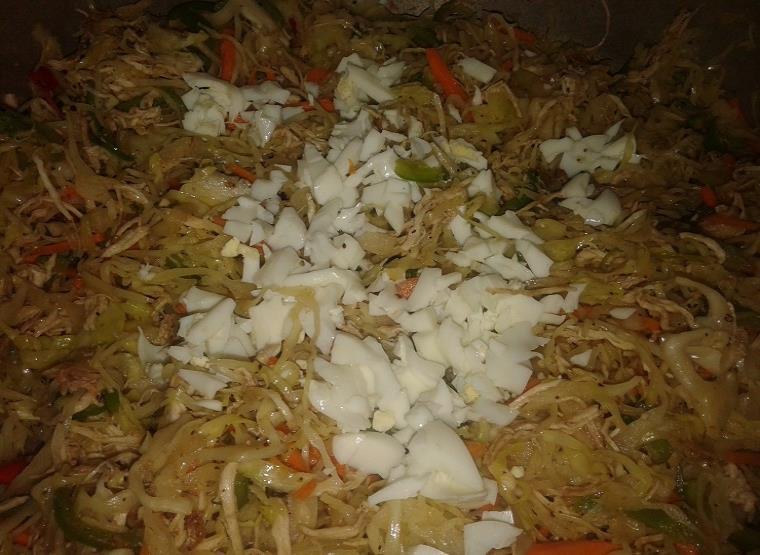 chicken veg rolls step by step recipe