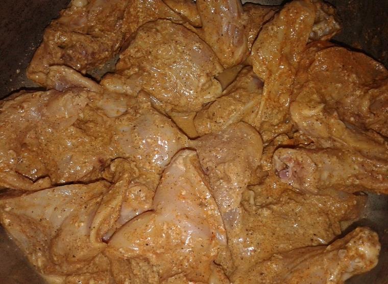 dajaj chicken recipe