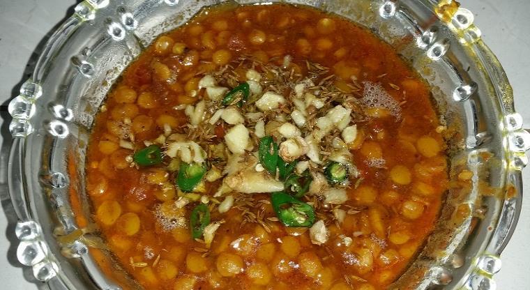 fried chana dal