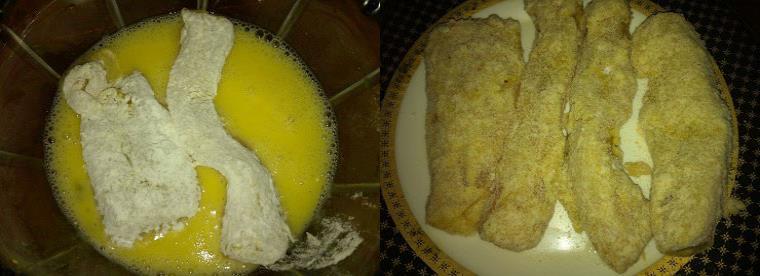fried fish fillet recipes