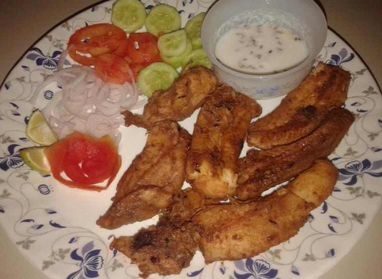 fish tikka recipe step 06