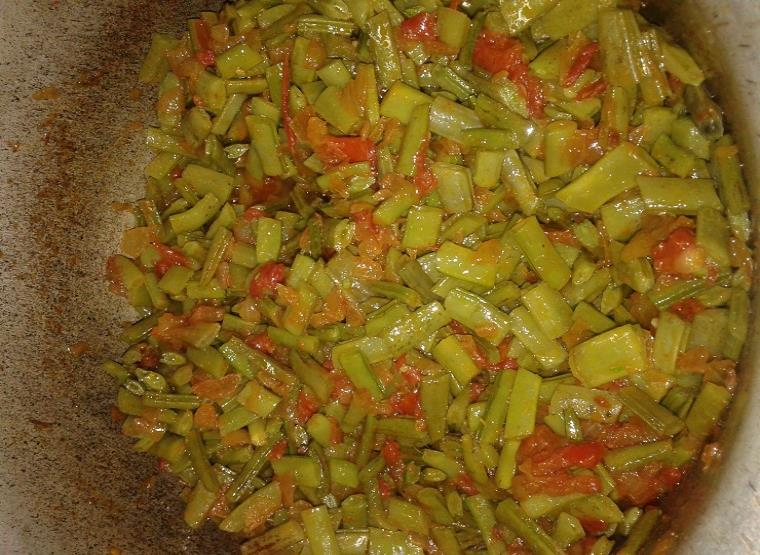 how to make guar beans