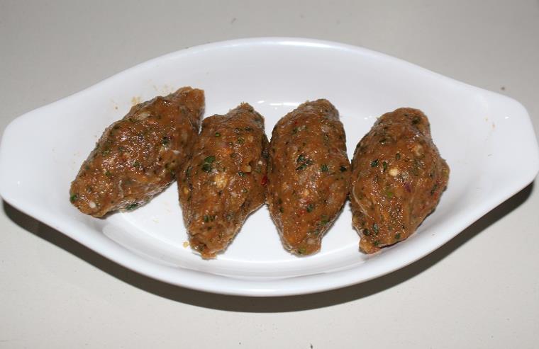 kafta kebab step 3