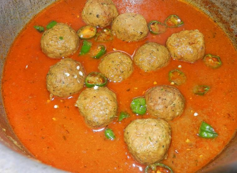 meatballs urdu recipe