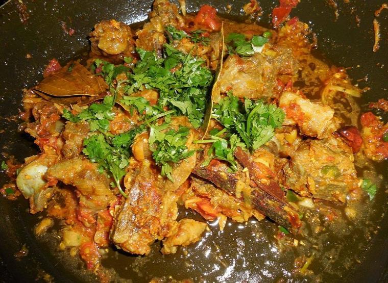 how to make peshawari mutton