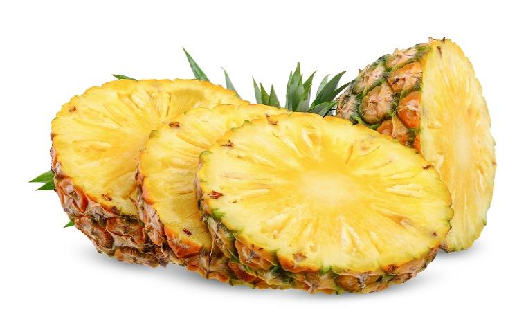 pineapple for vitamin c