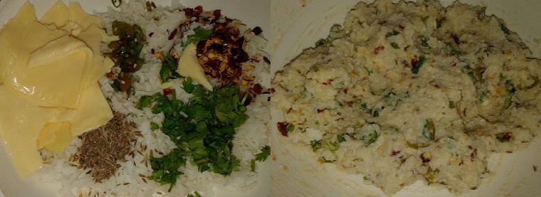 rice cheese croquettes recipe