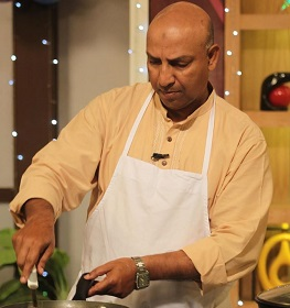 Chef Munawar Latif