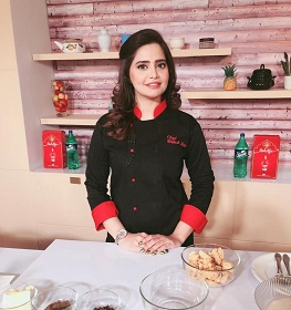 Chef Mehwish Ahmed