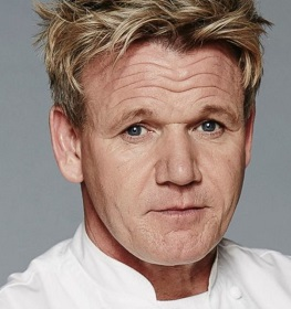 Chef Gordon James Ramsay