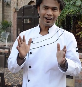 Chef Iqbal
