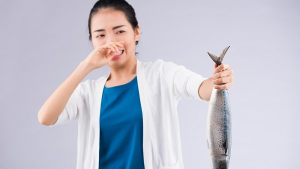 How to Remove Fish Odor from Fridge!