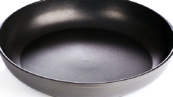Avoid cooking in Non-Stick Pan!