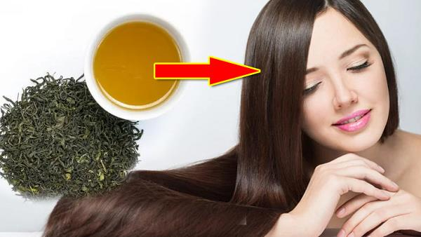 How to Use Green Tea for Healthy Hair
