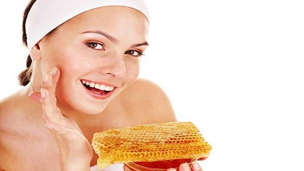 Honey Mask for Skin Cleansing