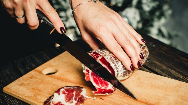 How to Slicing Meat Easily!
