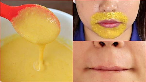How to Remove Hair from Upper Lip Naturally