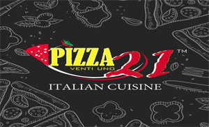 Pizza 21 Lahore (Home Delivery)