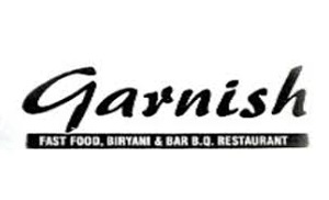 Garnish Fast Food Restaurant Karachi  Gulistan-e-Johar