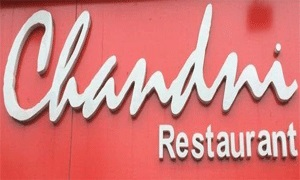 Chandni Restaurant club Road