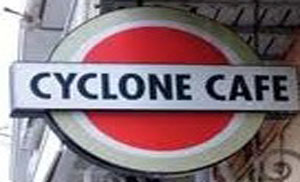 Cafe Cyclone GT Road