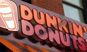 Dunkin Donuts Restaurant Lahore Model Town