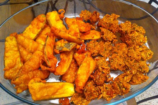 Iftar Items