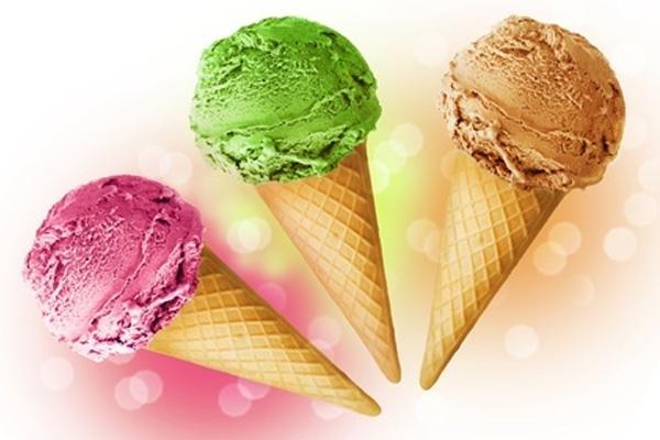 Ice Cream & Deserts