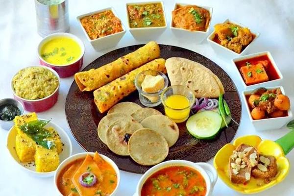 Gujarati Food