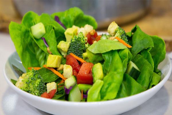 Salad, Pickle, Sauces
