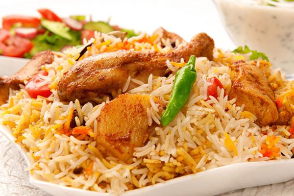 Rice, Biryani, & Pulao